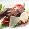 トラットリア ブーカ・ジュンタ - 料理写真:タリアータ