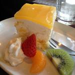 モクモク - 甘夏クリームチーズ
