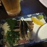 小虎 - 炙りしめ鯖