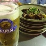 阪急トップ ビアガーデン - 生ビール七杯!焼肉六枚!で麦酒の勝ち!