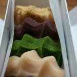 菊壽堂 - 1)-1高麗餅 その1