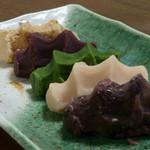 菊壽堂 - 1)-2高麗餅