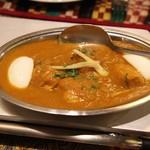 シタール - チキンマサラ