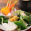 ファームキッチン 然 - 料理写真:無農薬野菜のバーニャカウダー
