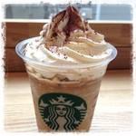 スターバックスコーヒー - 今日のご褒美にコーヒーティラミスフラペチーノ590円♡ あーー、また太るんだろうなσ(^_^