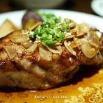 彩美亭 - 網焼きポークステーキ