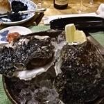 西洋料理 島 - 的矢の岩牡蠣