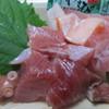 高橋水産 - 料理写真:【2013年5月】 切り落としです