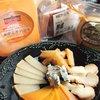 バル  ハルヤ - 料理写真:道産チーズの盛合せ