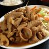 一二三食堂 - 料理写真:ホルモン定食850円