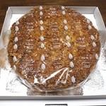 シュール洋菓子店 - アーモンドケーキ