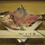 いそ舟 - 料理写真:自分で釣ったタナゴ