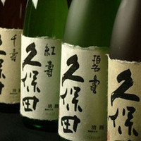 日本酒地酒多数ご用意しております