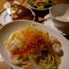 旬彩健美 笑のごはん - 料理写真: 気まぐれパスタ