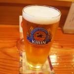 こいき - ドリンク写真:生ビール