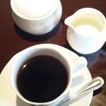 鎌倉 雪ノ茶屋 - ランチコーヒー