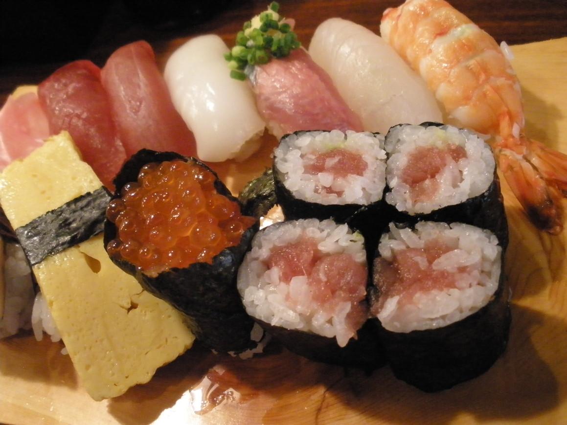 いなせ寿司 本牧店