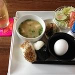 ホクラニ - 料理写真:HOKULANI おにぎりモーニング