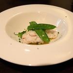 フォルトゥーナ - 【ディナー】徳島産の鱧とカボスのバルサミコスのソース
