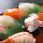 横田寿司 - 料理写真:料理
