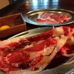 和牛焼肉 牛源 - プレミアムコース