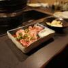 ラムきち - 料理写真:生ラムのタタキ