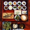観光旅館 三頭山荘 - 料理写真:鶯セット
