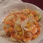 ハリ インドレストラン&バー - セットサラダ