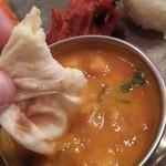 ハリ インドレストラン&バー - チャナマサラ3