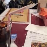 ハリ インドレストラン&バー - セットアイスコーヒー