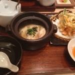 五穀 - 料理写真:桜鯛茶漬けセット