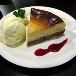 エスリル - ベイクドチーズケーキ