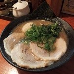 麺匠 文蔵 - 文蔵らーめん950円