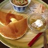 いちの蔵茶助 - 料理写真:パンケーキモーニング