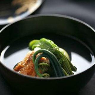比良山荘 - 料理写真: