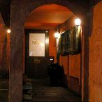 ダルセーニョ - ここからダルセーニョとの時間がはじまります。 多くのお客様にこのドアを開けていただきたいと思っています。