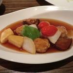 中国名菜 銀座アスター - 酢豚