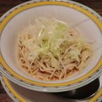 中国名菜 銀座アスター - 冷麺