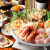 ちどり - 料理写真:うどんすき「ちどり鍋」
