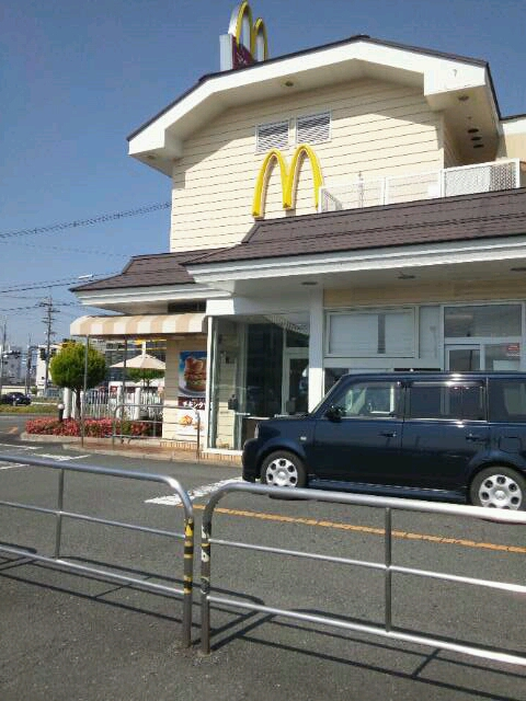 マクドナルド 田原本店