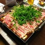 相州長屋 - お鍋ですが、お肉がたっぷり♪