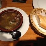 SPAIN BAR&CAFE Esperanza - 有機マッシュルームのアヒージョ様!!