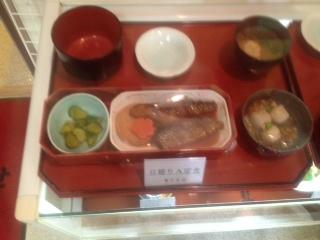 大津赤十字病院食堂