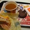 マクドナルド - 料理写真:420円の朝マック也。100円のコーヒーより量多いで