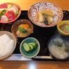 四季匠 鎌 - 料理写真:ランチ 和定食 1100円 【 2013年5月 】