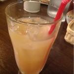 BUZZ - 生しぼりグレープフルーツジュース