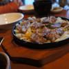 函館山ロープウェイ山頂レストランジェノバ - 料理写真:生ラムジンギスカン