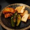 犇郷 - 料理写真:キムチ盛り合わせ
