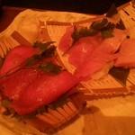和座ダイニング 茶蔵 - CPMAXのマグロ寿司