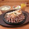テキサスキングステーキ - 料理写真:セットイメージ
